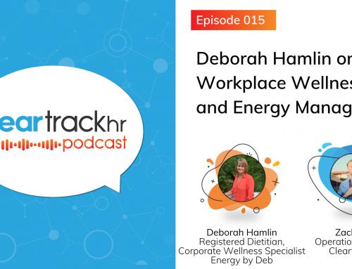 Deborah Hamlin on Workplace Wellness and Energy Management