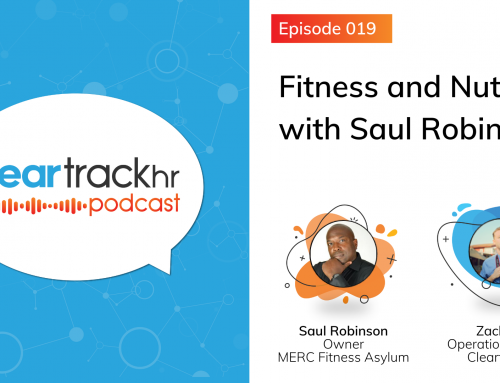 Fitness and Nutrition with Saul Robinson